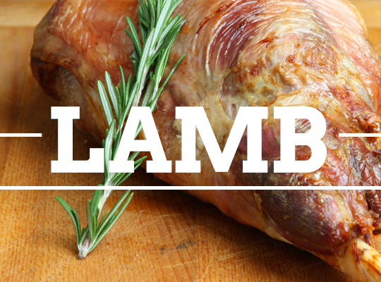 Meat Lodge - Lamb