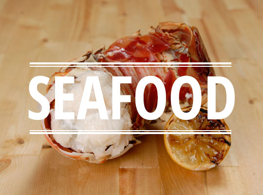Meat Lodge - Seafood
