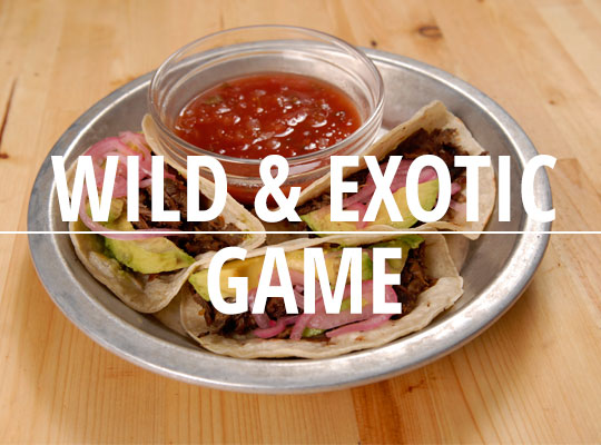 Meat Lodge - Wild & Exotic Game