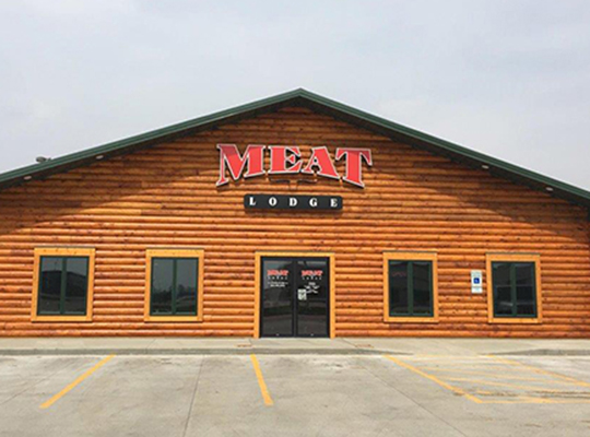 Meat Lodge - Mitchell